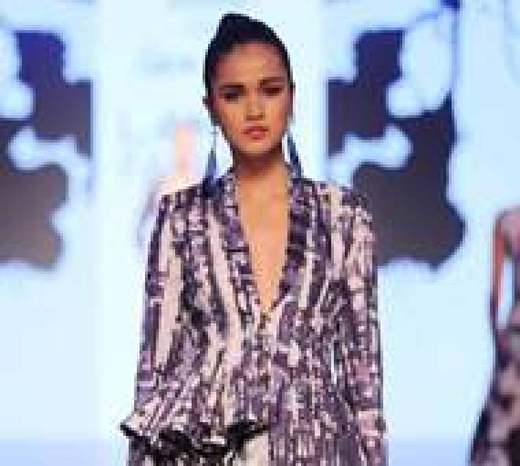 Five super talented designers rocked the ramp at the INIFD gen next show