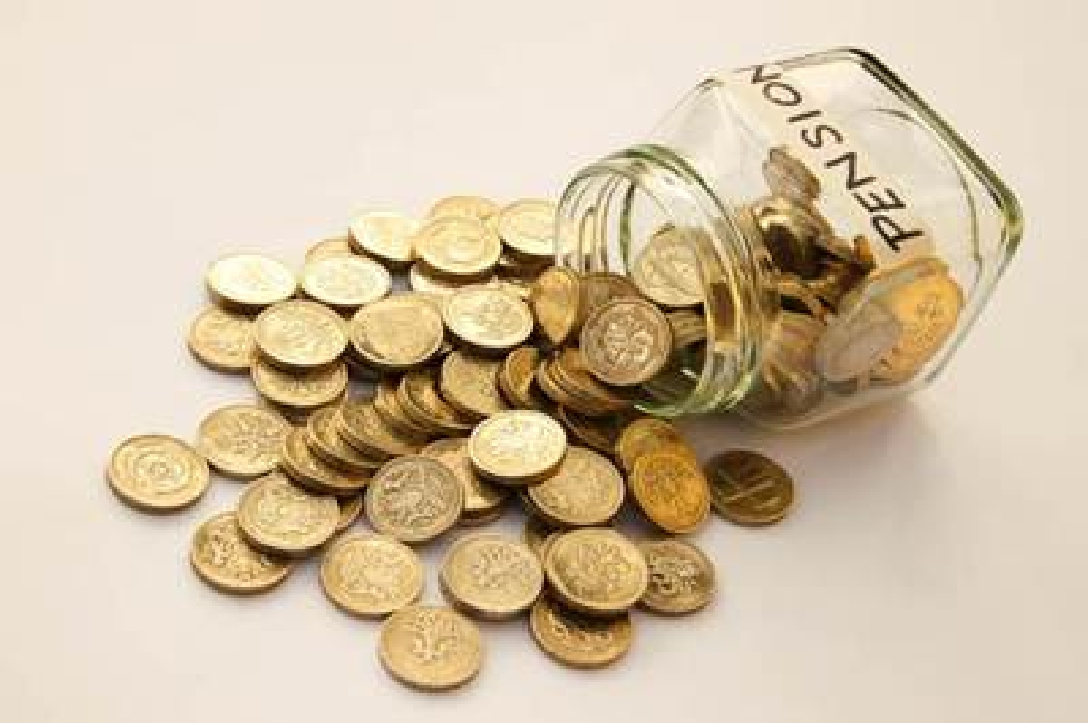 Tax treatment of pension
