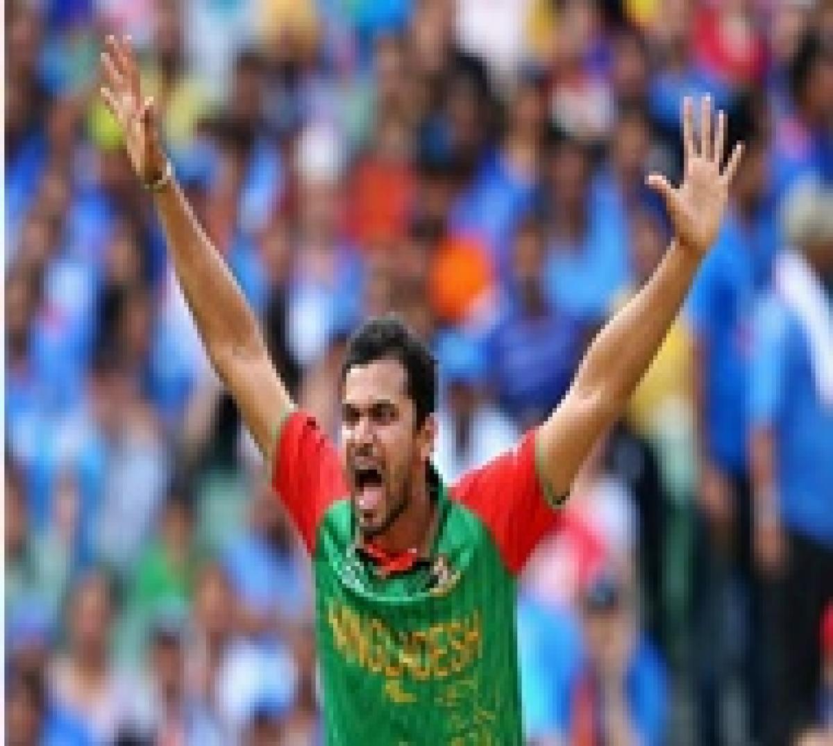 Small mistakes led to defeat: Bangladesh captain Mortaza