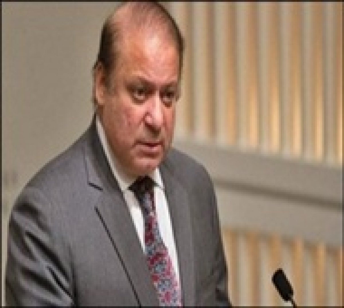 Sharif wants foolproof security for team in India