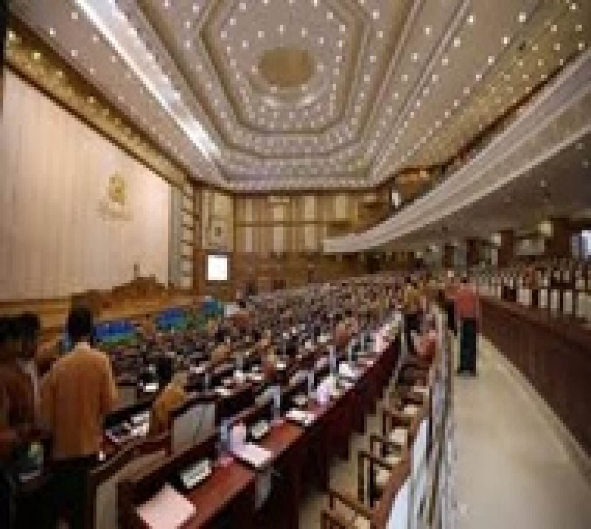 Myanmar parliament finalises historic election of new president