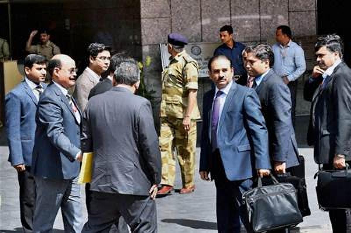 Pathankot probe: Pak JIT meets NIA officials