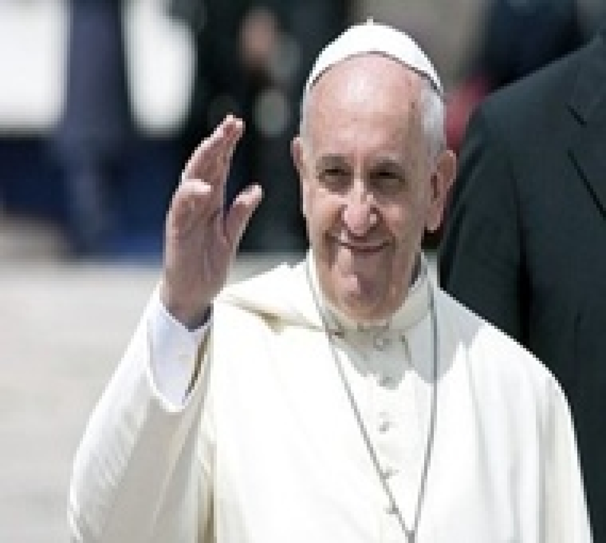 Pope Francis is now on Instagram