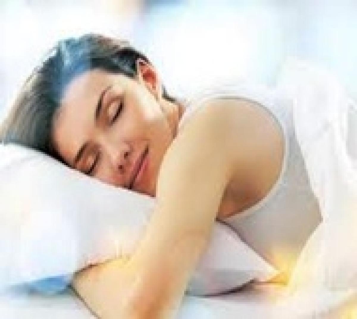 Calcium key to good night's sleep