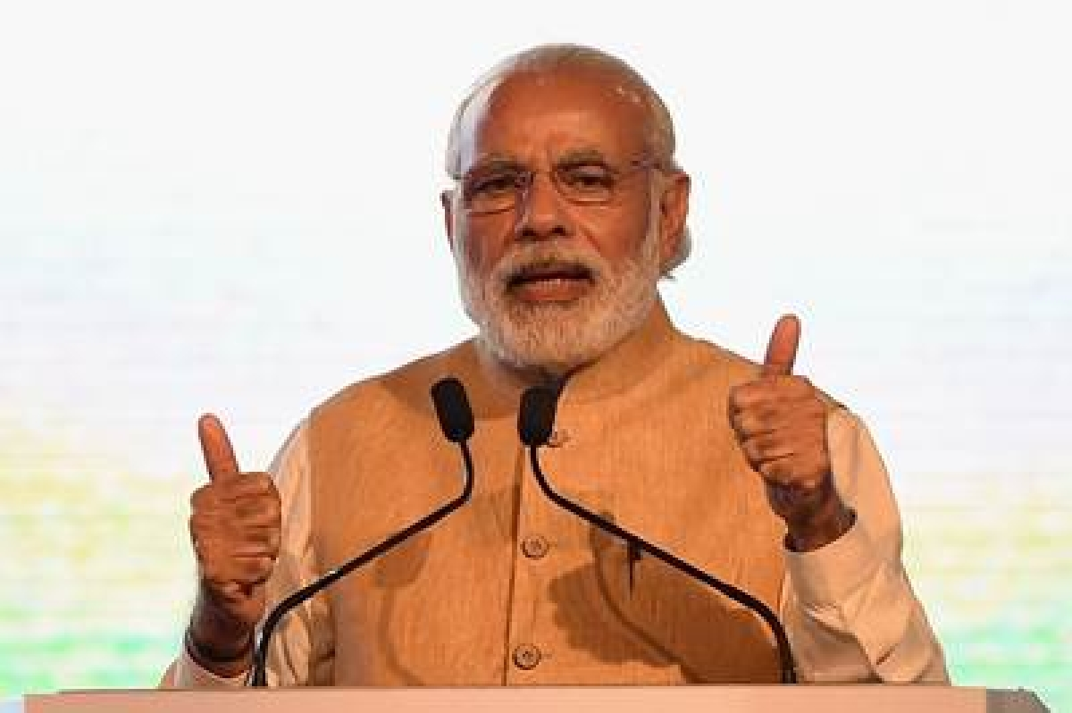 Put some efforts for water conservation: PM Modi