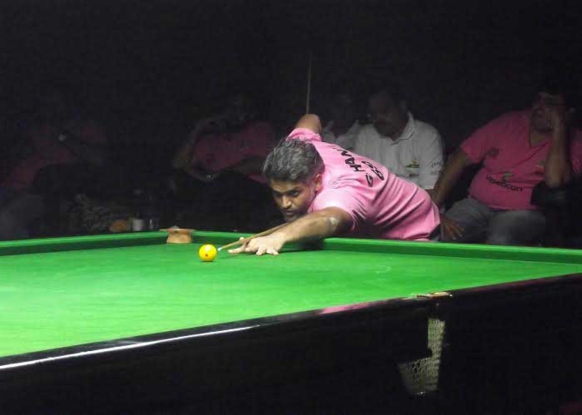 Beach Boys, Novices qualify in the Mumbai Billiards League