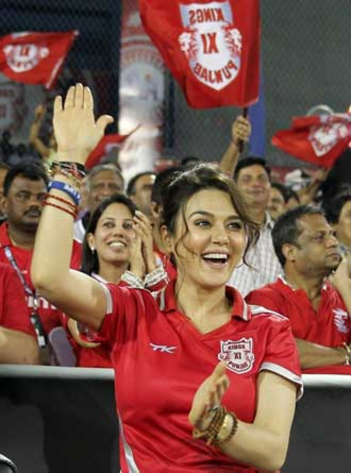 'IPL has become a whipping boy' – Preity Zinta