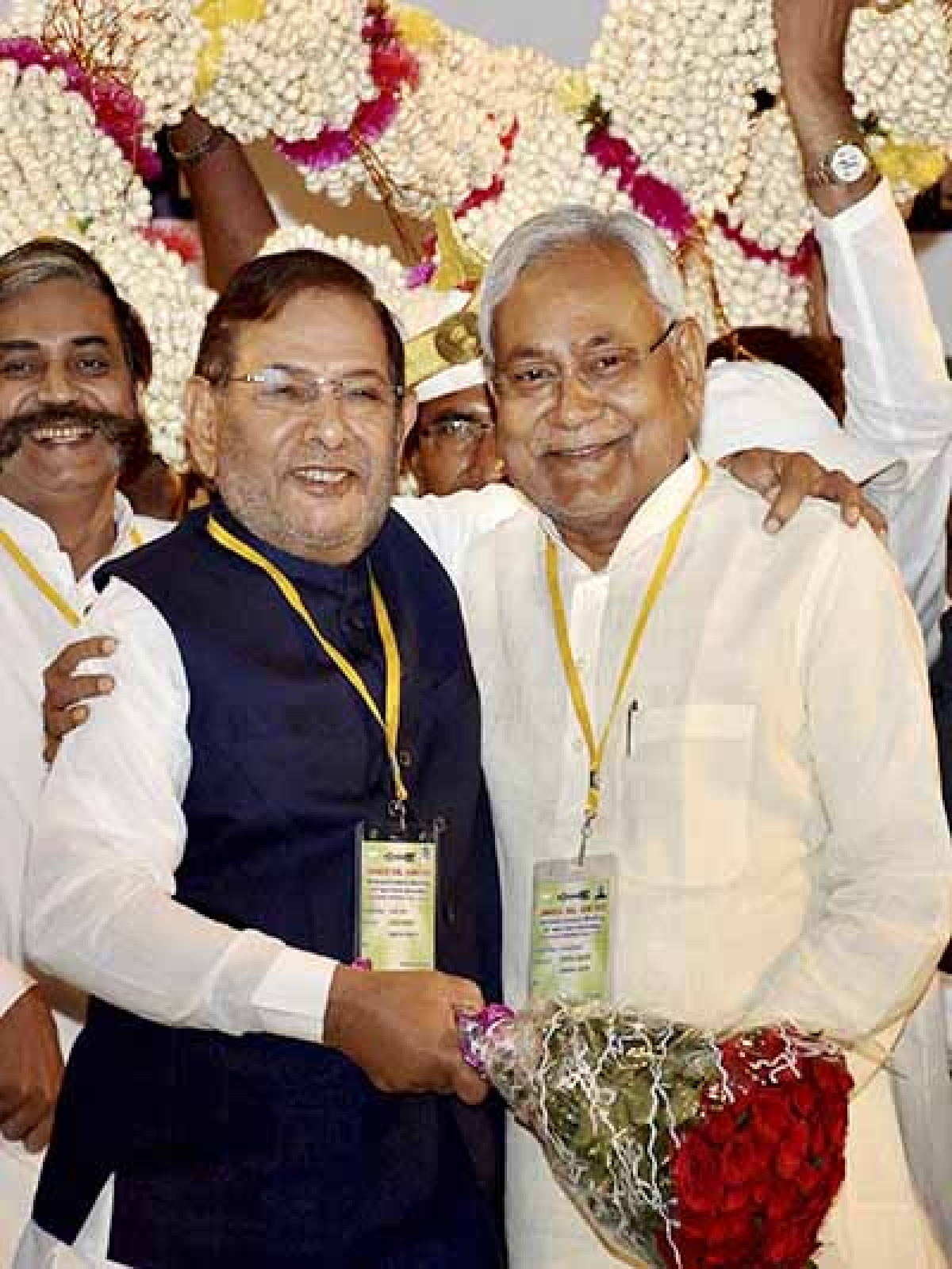 As JDU chief, Nitish will  unite all anti-BJP forces