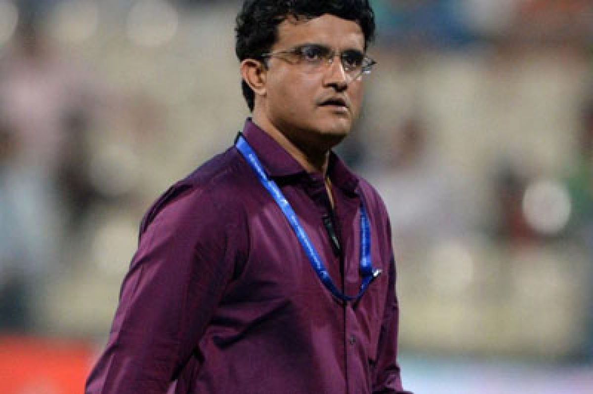 Ravi Shastri living in a fool's world: Saurav Ganguly