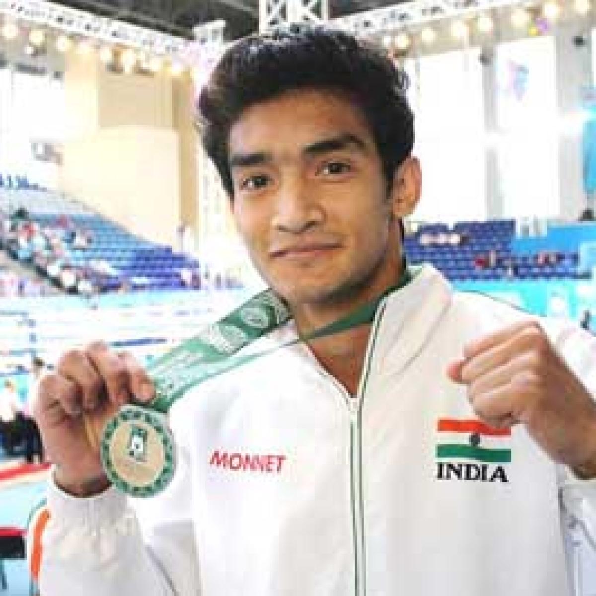 Shiva Thapa, Pooja Rani strike gold in boxing