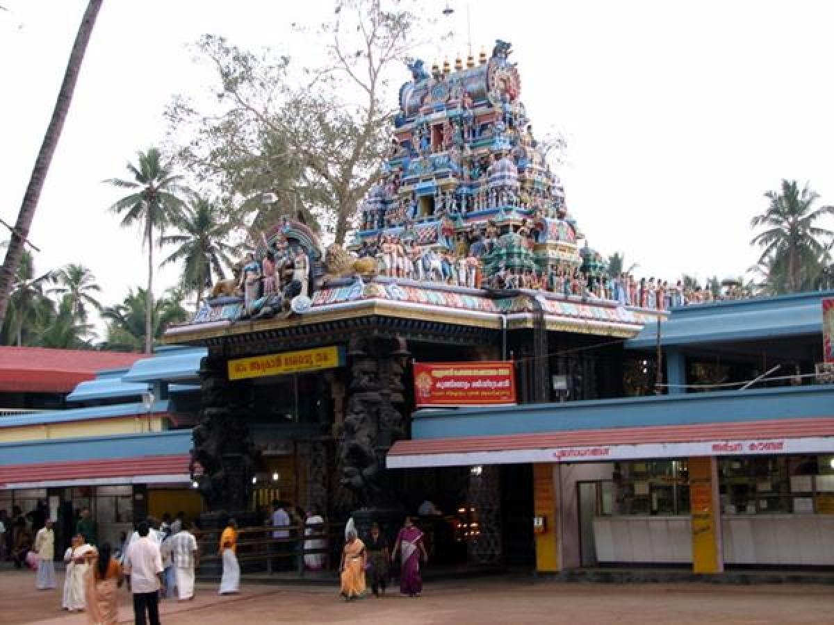 Attukal Temple- Pic credit blog.backwaterbreaks.com