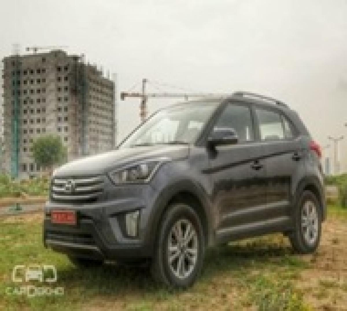 Hyundai Creta Petrol Automatic launched at INR 13.48 lakh