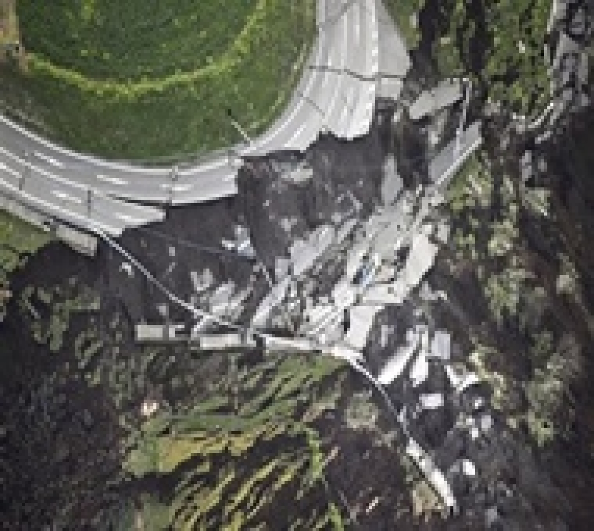 Japan twin earthquake: 45 dead, search ops continue