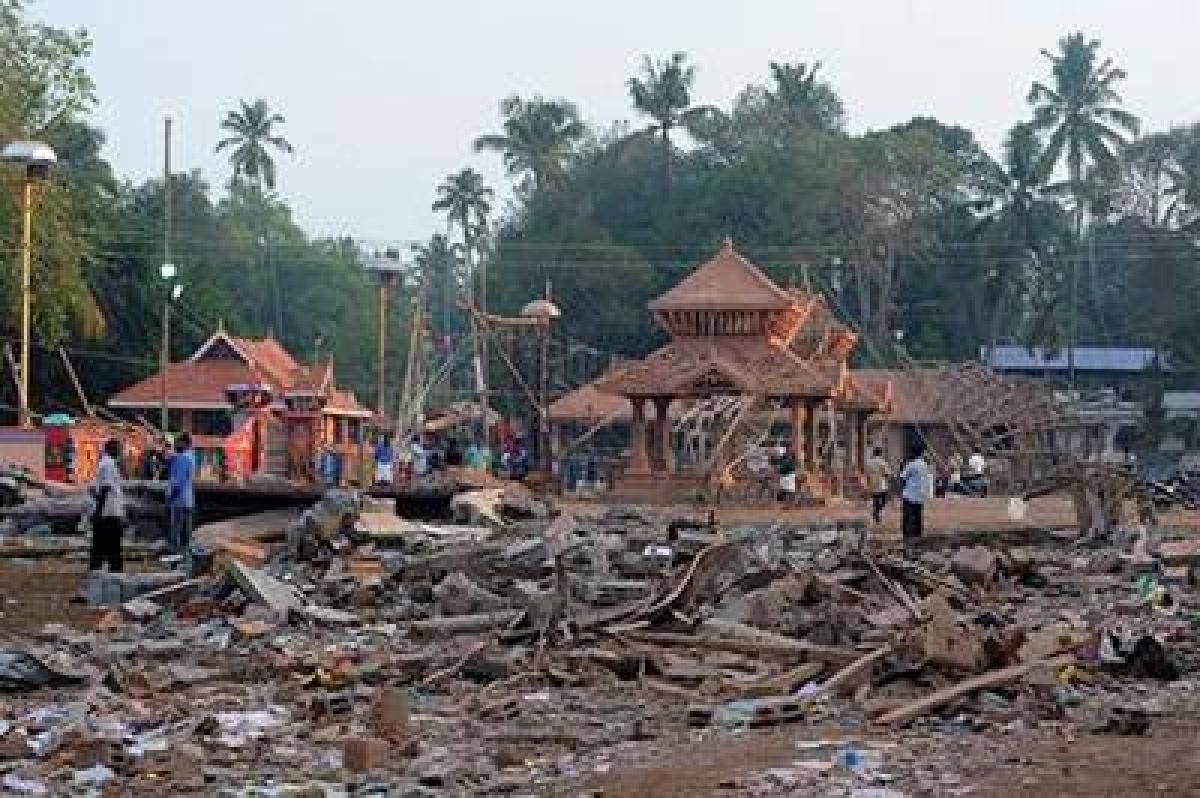 Devaswom Board says no ban on fireworks in temple festivals