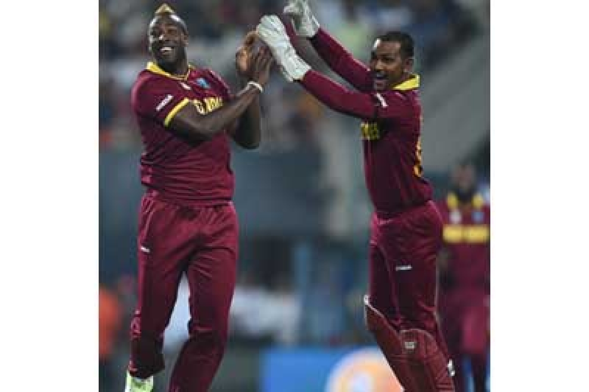 World T20 Final: AWindyDay