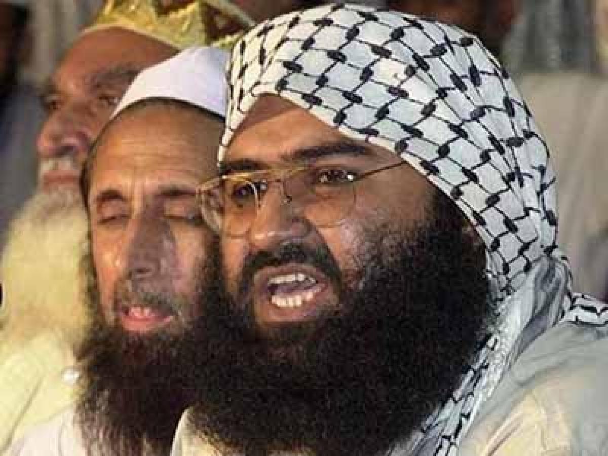 China blocks terror tag on JeM chief Masood Azhar yet again