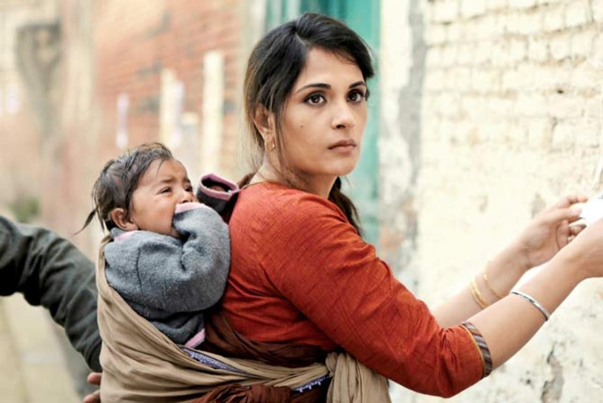'Sarbjit' gives chills to Richa Chadha
