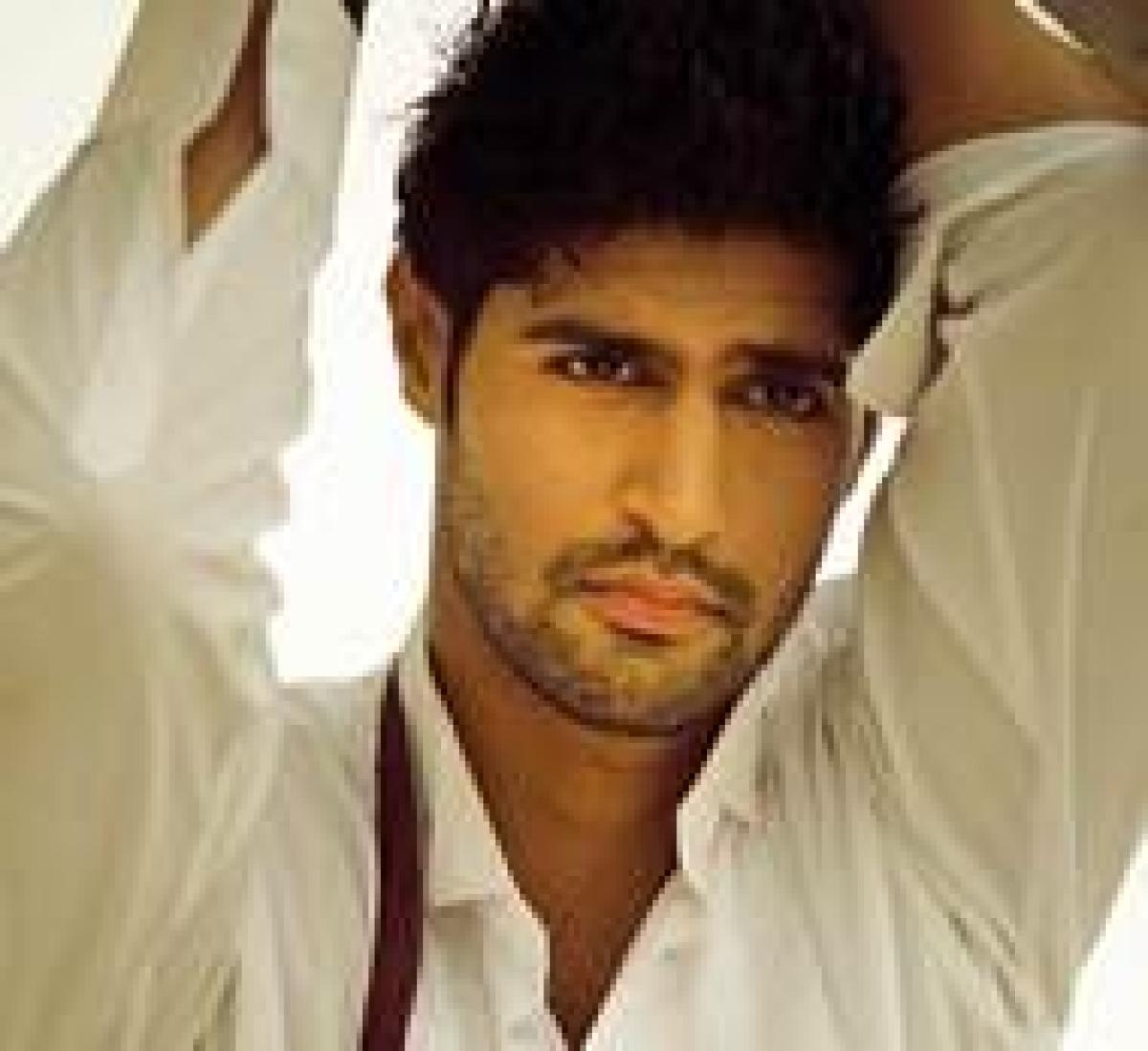 Tanuj Virani the romantic!