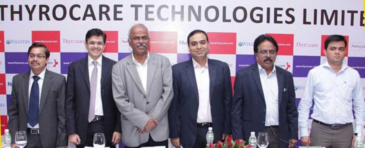 Thyrocare IPO opens on Apr 27, Price Band fixed at Rs 420 to Rs 446 per share