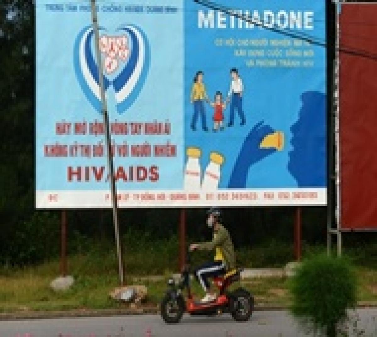 450 Vietnamese drug addicts escape rehab centre