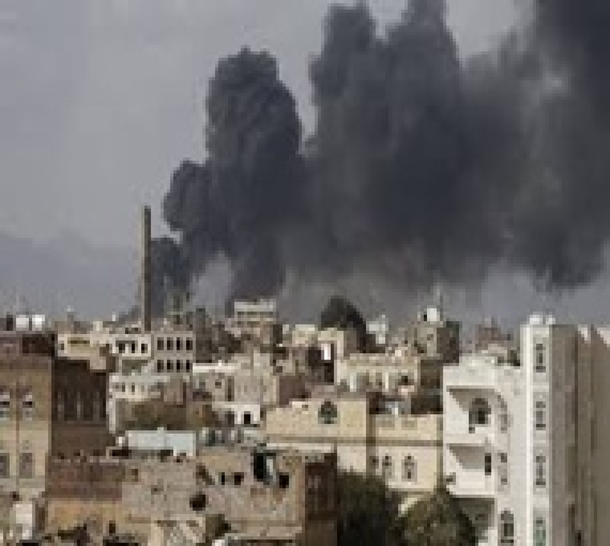 HRW says US bombs used in deadly Yemen market strikes
