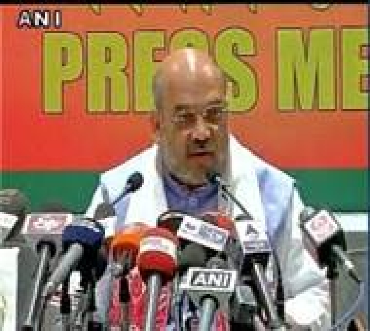 Gogoi must see face in mirror before accusing anybody of corruption: Amit Shah