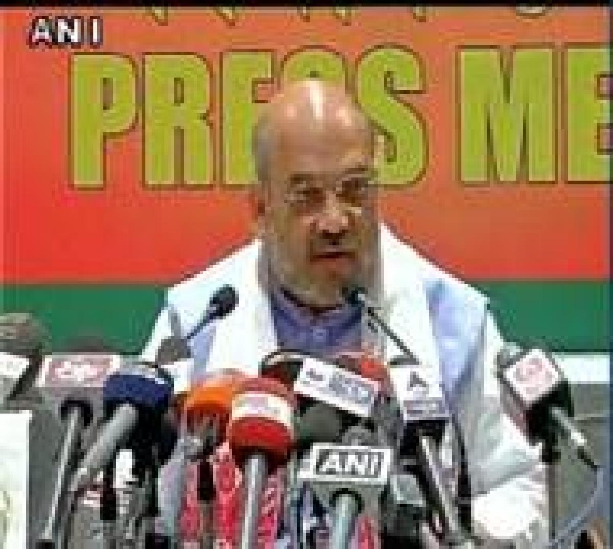 Tamil Nadu needs a BJP government: Amit Shah