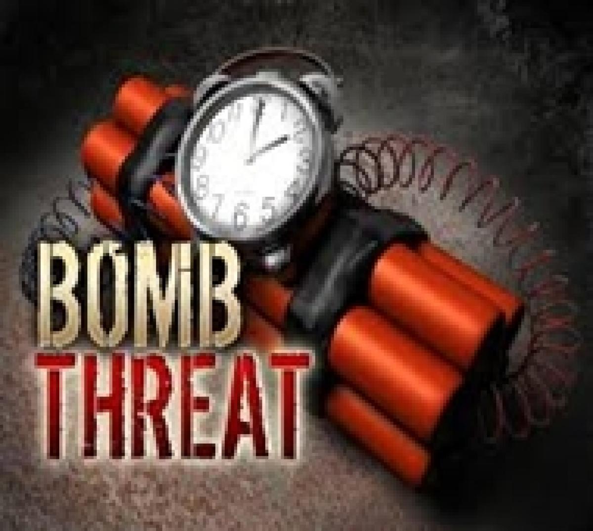 Medicos, staff protest bomb threat in Imphal medical institute