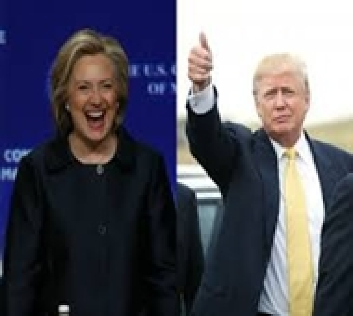 Trump, Clinton poised for White House duel after sweeping wins