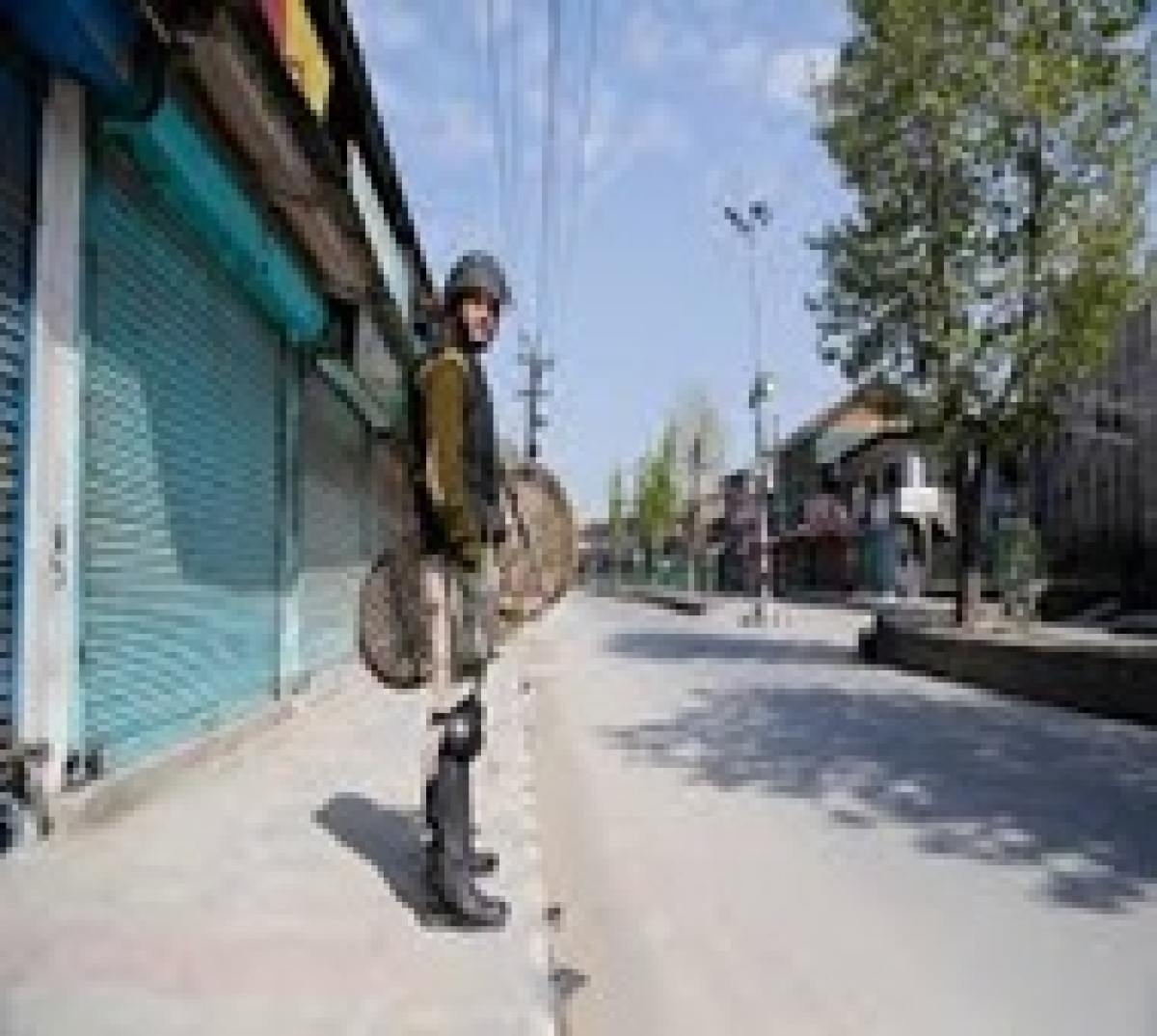 Curfew reimposed in Handwara