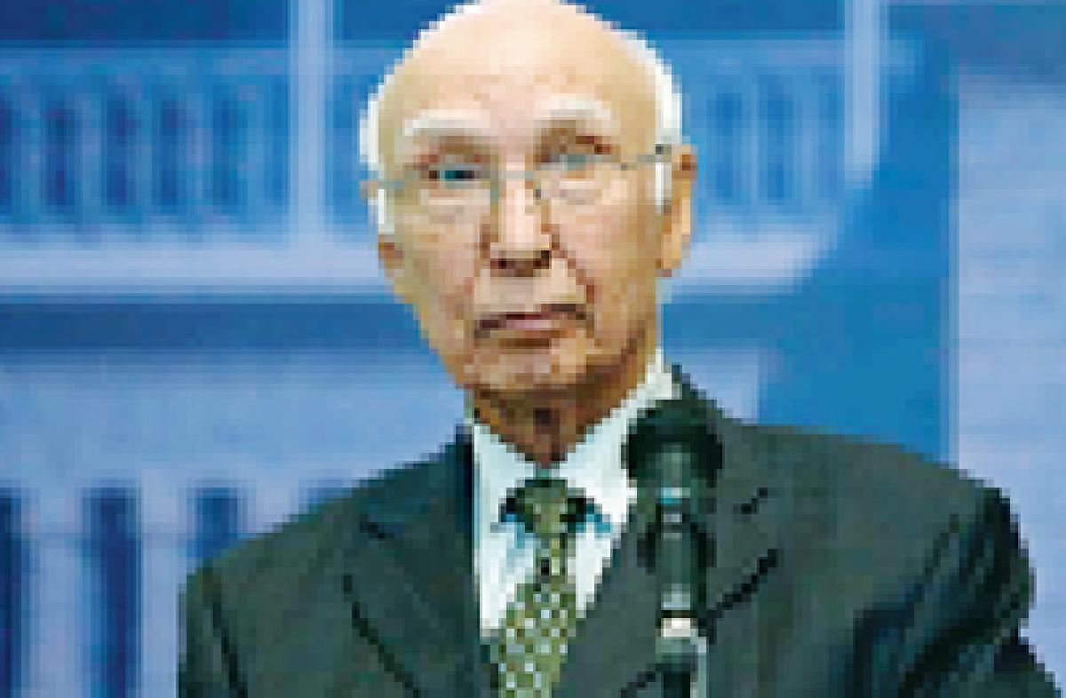 Pakistan FS coming to Delhi Talks on talks likely