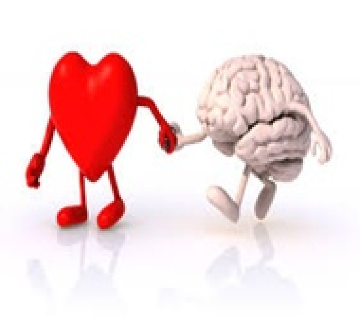 Heart and mind unite to make you wise