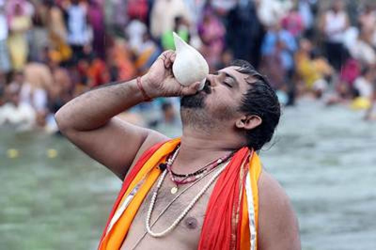 Simhastha Kumbh Mela begins in Ujjain