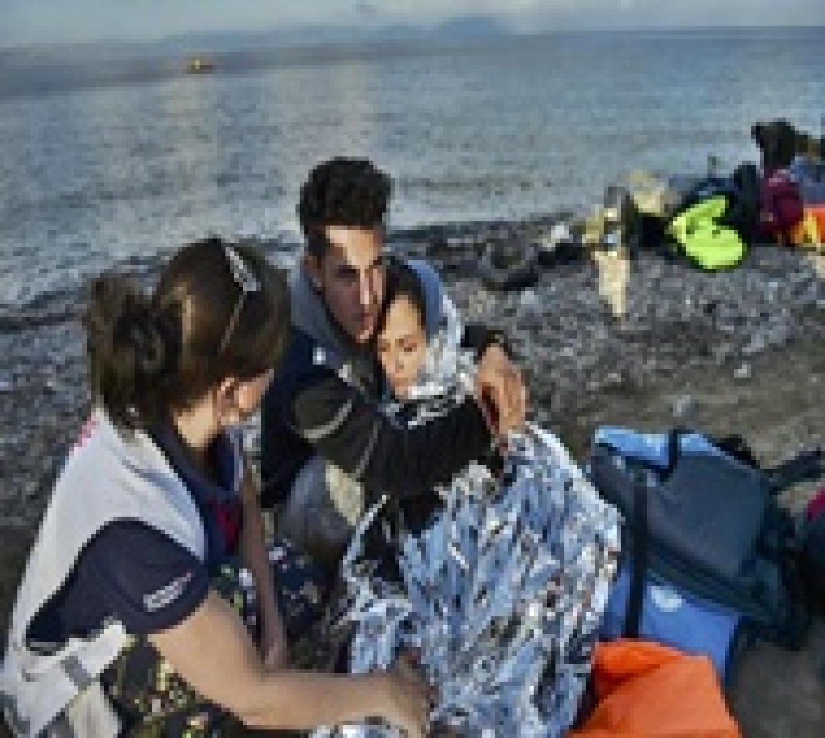 27 refugees saved from drifting boat off Cyprus