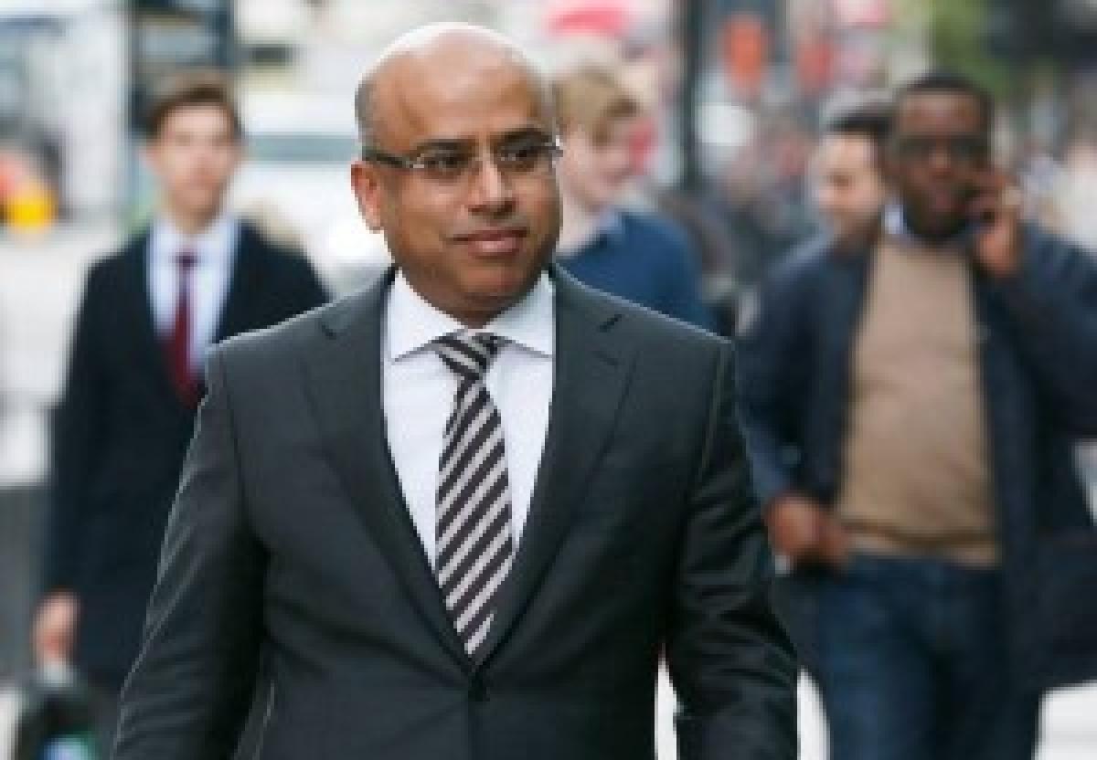 Sanjiv Gupta, man seen as potential buyer of Tata Steel UK