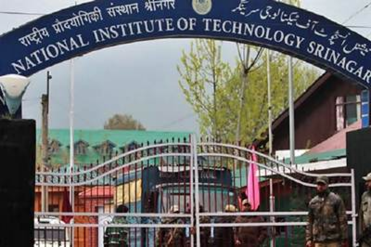 NIT Unrest: 9 students arrested in J-K, suspended by university