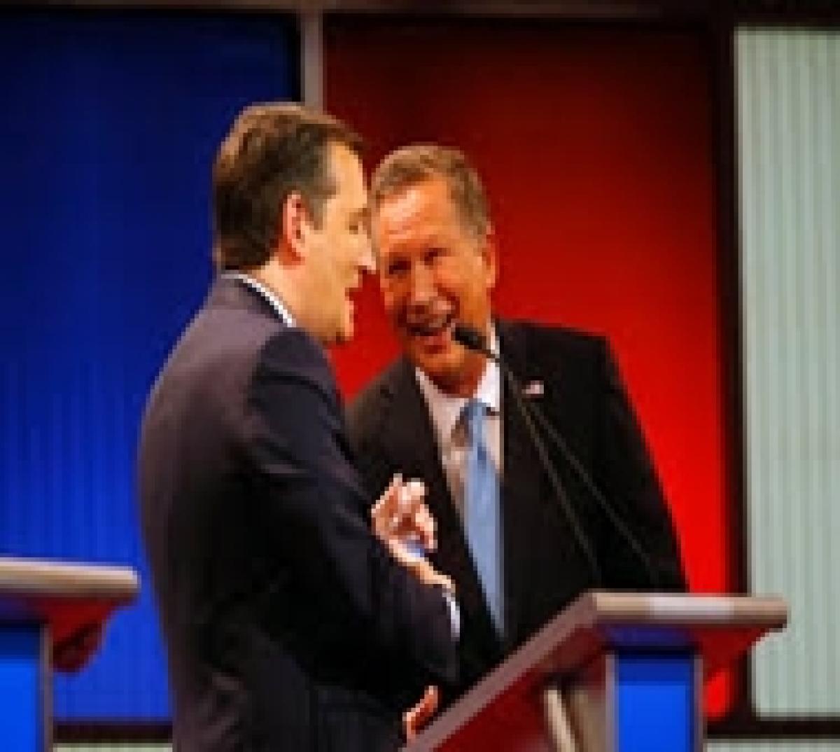 Cruz, Kasich announce strategic alliance to stop Trump
