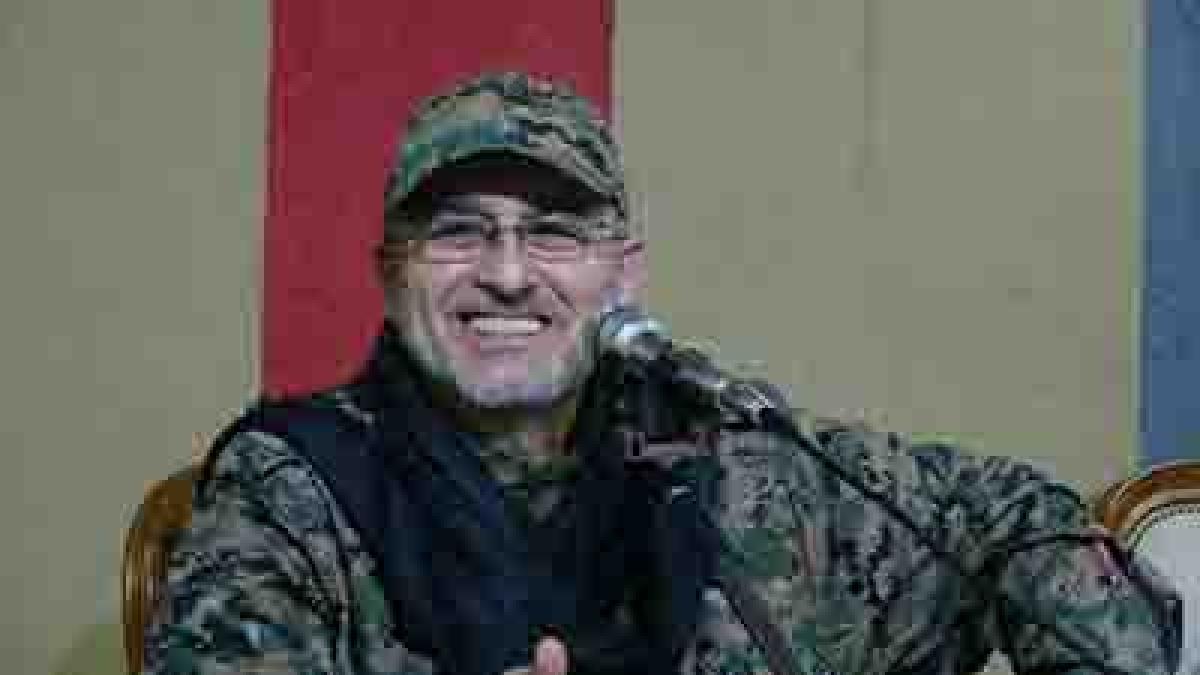 Hezbollah commander killed in Syria