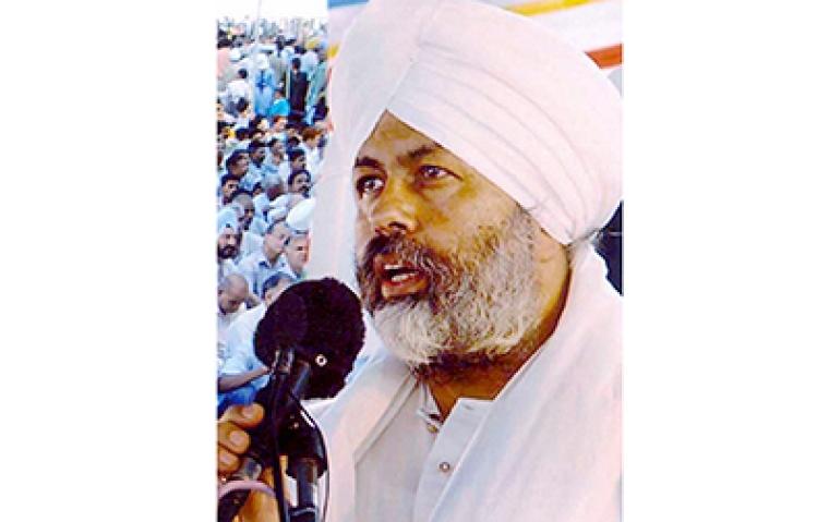 Nirankari spiritual head dies in Canada