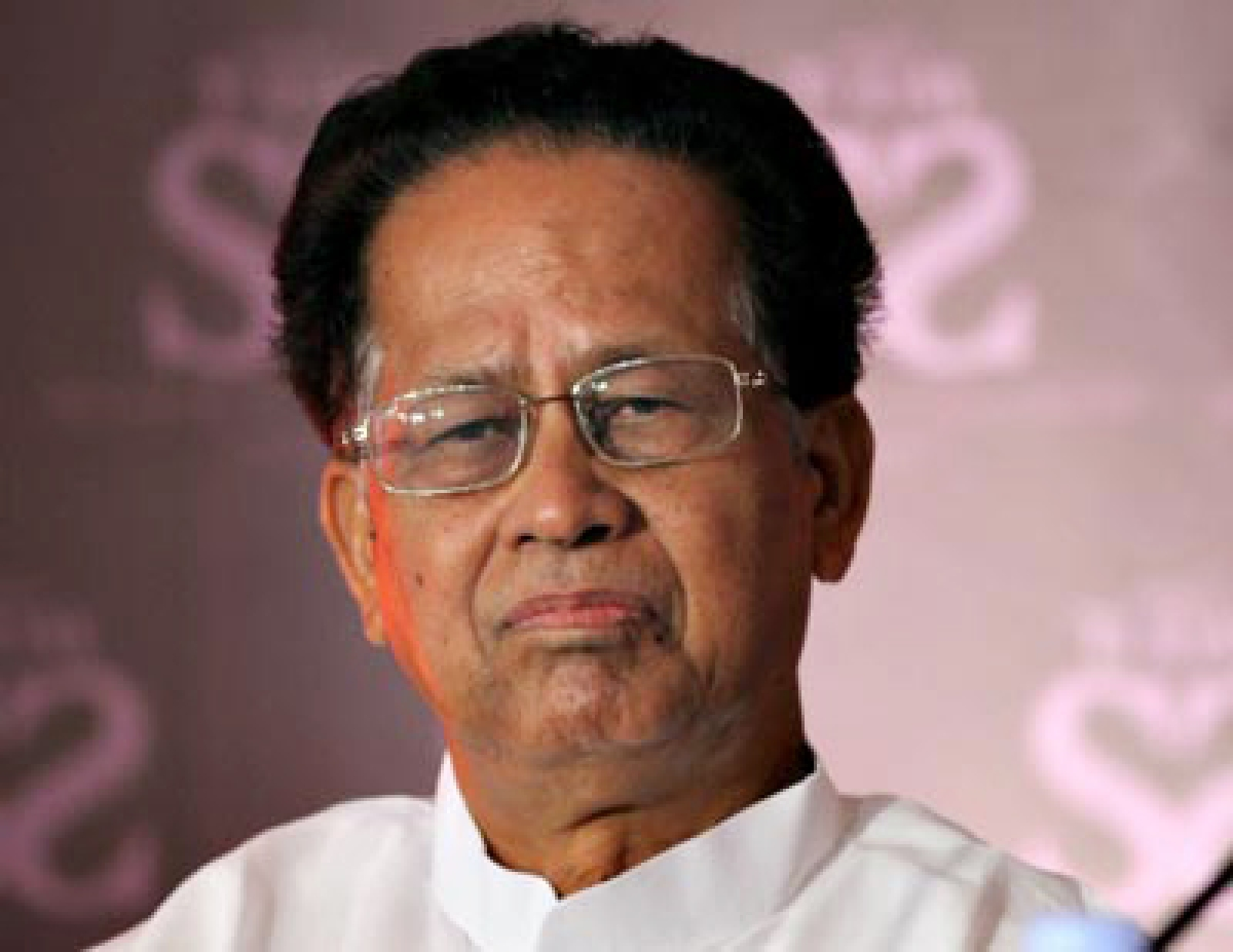 No Third Front in Assam, we will return for 4th term: Gogoi