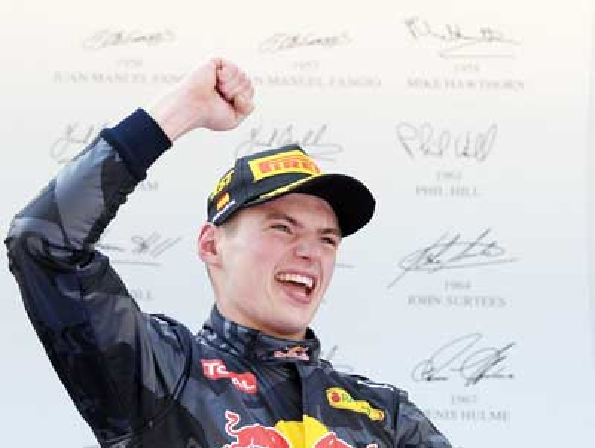 Hungarian Grand Prix: Max Verstappen takes 1st pole Position