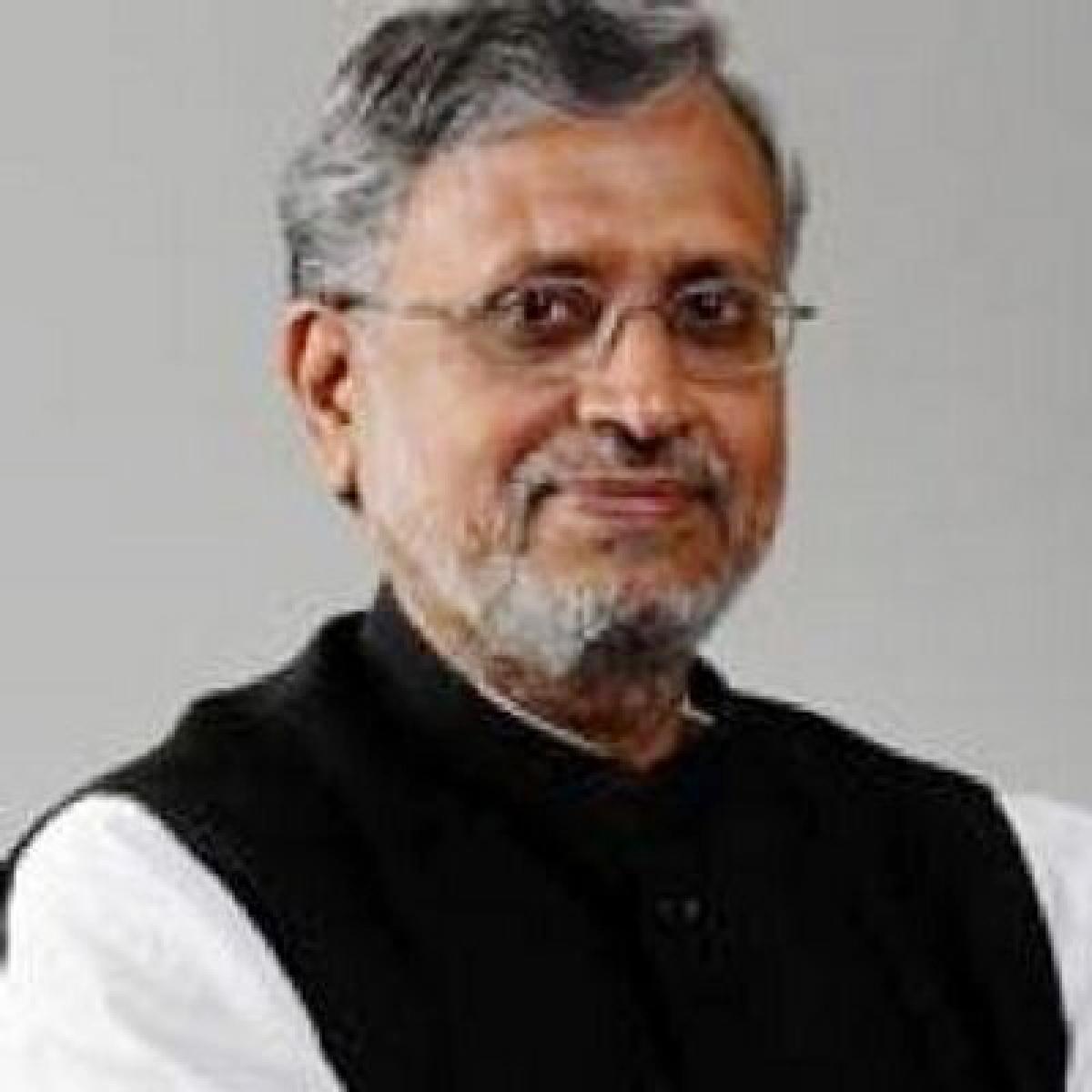 Senior bureaucrat serves legal notice on Sushil Modi