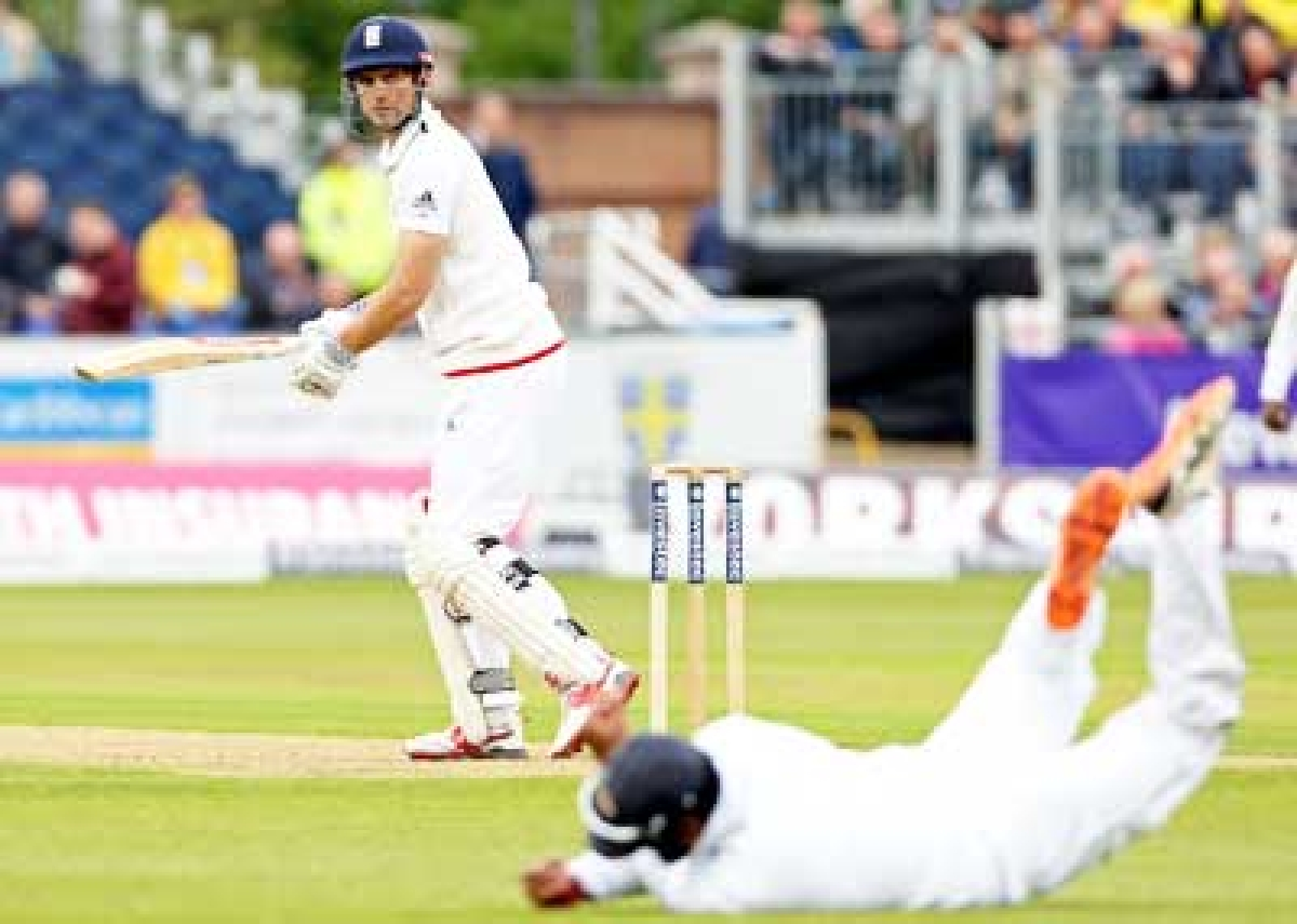 England 6/310 at stumps on Day 1