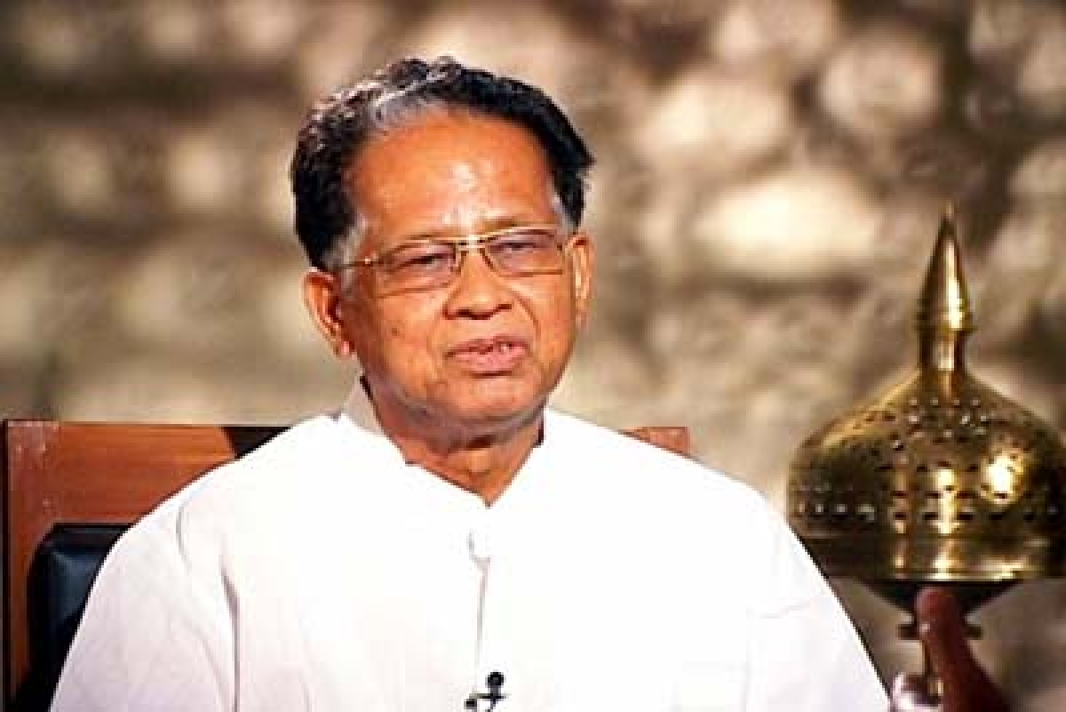 "Gogoi questions  source of BJP's  ""lavish"" Assam  poll campaign"