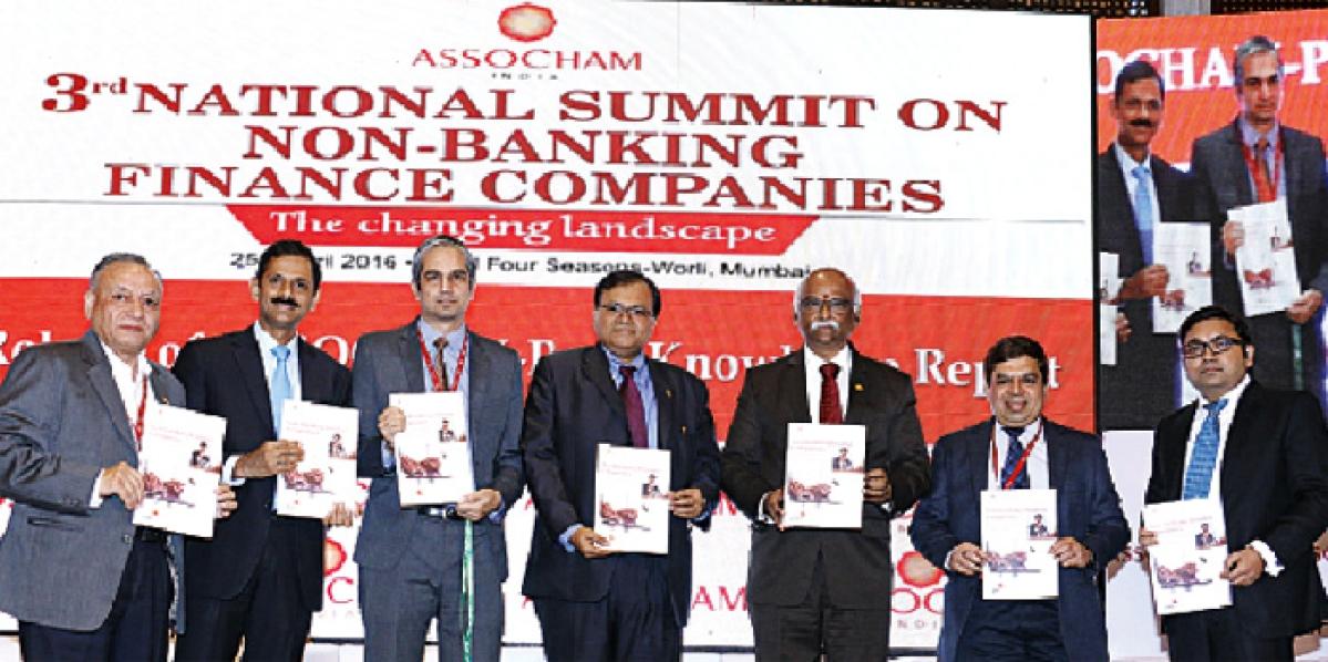 Assocham Summit – RBI working towards simplifying registration process of new NBFCs