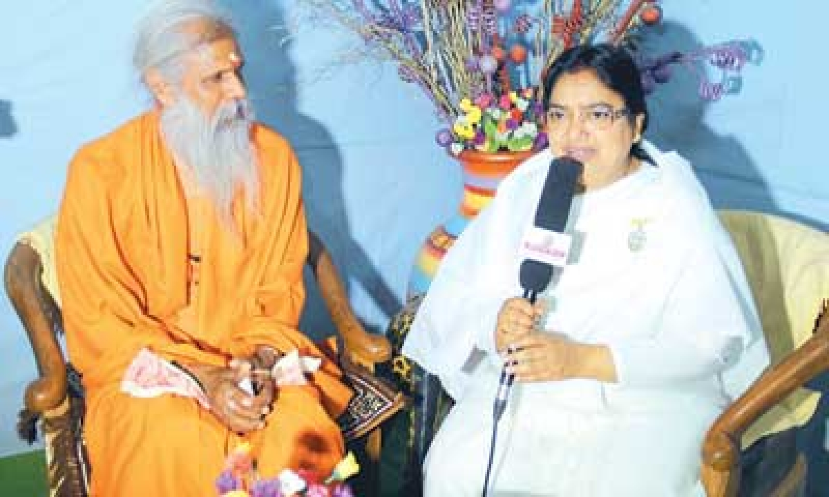 Heaven & hell both are on earth: Brahmakumari Sarita