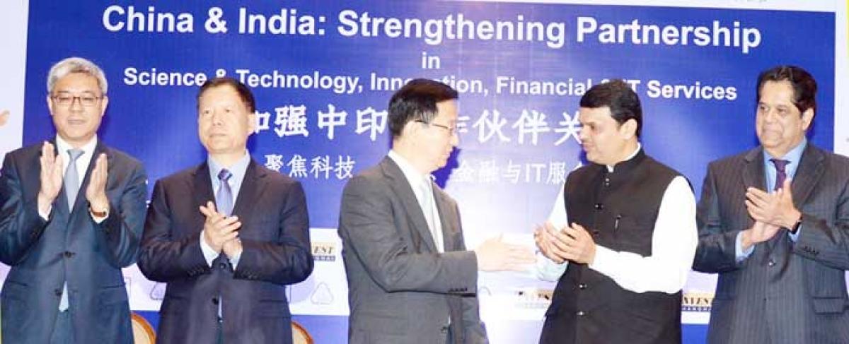 CII Launches 'Shanghai-Mumbai Dialogue'
