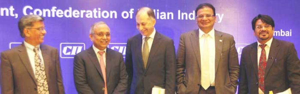 CII pegs GDP growth at 8% for 2016-17