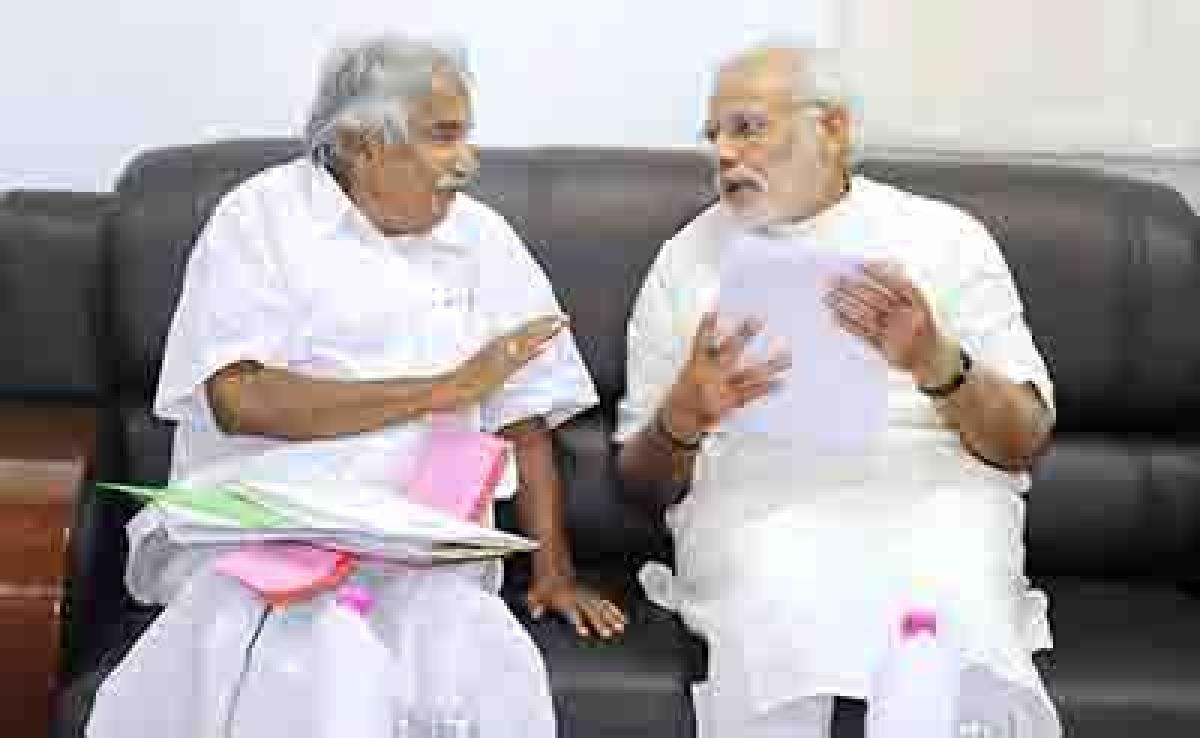 Row over Modi's comparison of  Kerala with Somalia snowballs