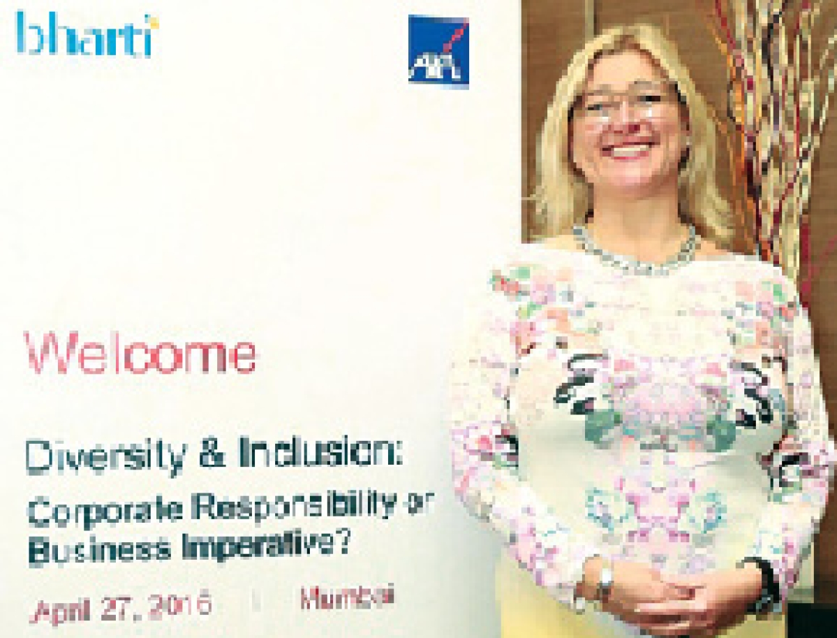 Bharti AXA hosts symposium on 'Diversity and Inclusion'  Corporate Responsibility or Business Imperative